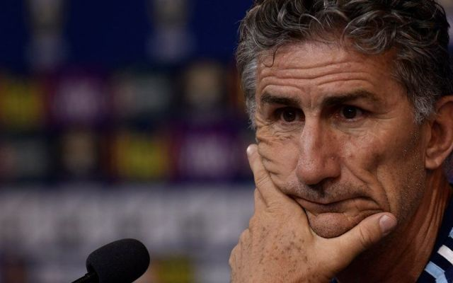 AFA destituye a Bauza de la Selección Argentina