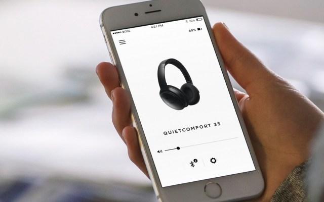 Denuncian a Bose por espiar a usuarios de audífonos