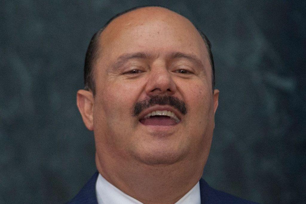 César Duarte entregó facturas falsas al SAT para desviar fondos públicos - César Duarte. Foto de Internet