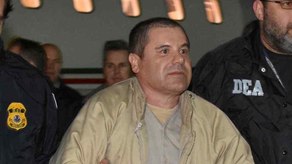 Juicio contra 'Chapo' Guzmán inicia el 5 de septiembre - Foto de internet