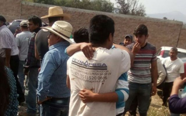 Liberan a comuneros de Michoacán - Foto de Quadratin