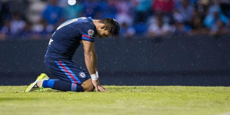 Cruz Azul pierde de último minuto con el Puebla - Foto de Récord