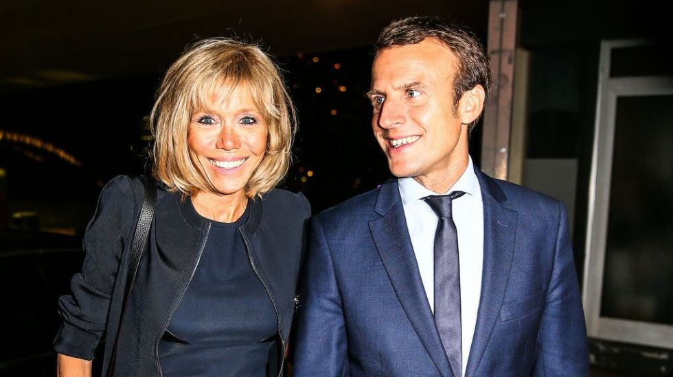 Briggite La Inusual Esposa De Emmanuel Macron