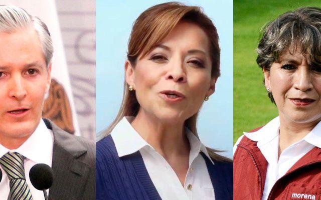 Inicia periodo de campañas de los candidatos al Estado de México - Foto de Circuito Cerrado
