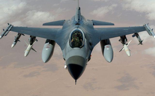 Se estrella avión militar en Maryland - Foto de U.S. Air Force