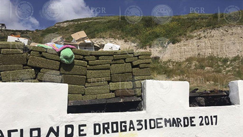 Incineran más de cinco toneladas de drogas en Tijuana