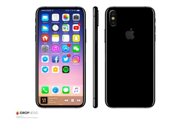 Nuevos rumores sobre el iPhone 8 - Foto de iDrop News