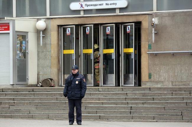Cierran nuevamente estación del metro de San Petersburgo por amenaza de bomba - Foto de Notimex/Xinhua/Irina Motina