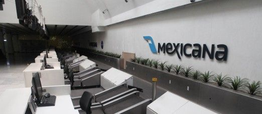 Fijan pago de liquidaciones a exempleados de Mexicana en 138 mdp - Foto de Internet