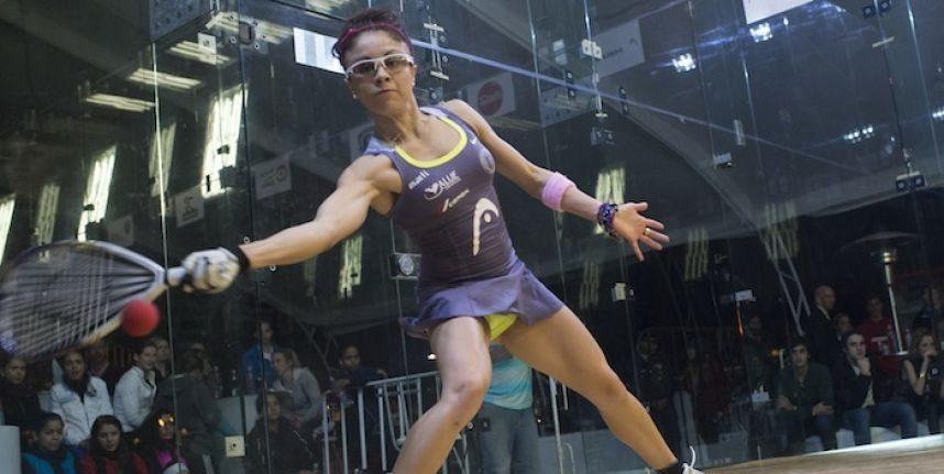 Paola Longoria perdió en torneo de federación seis años después