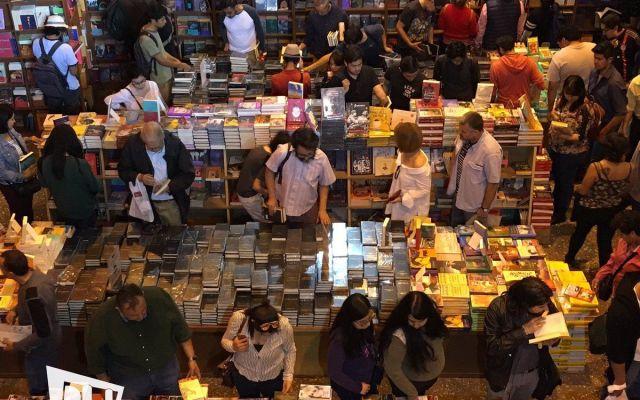 Hoy termina remate de libros en el Auditorio Nacional - Foto de @AuditorioMx
