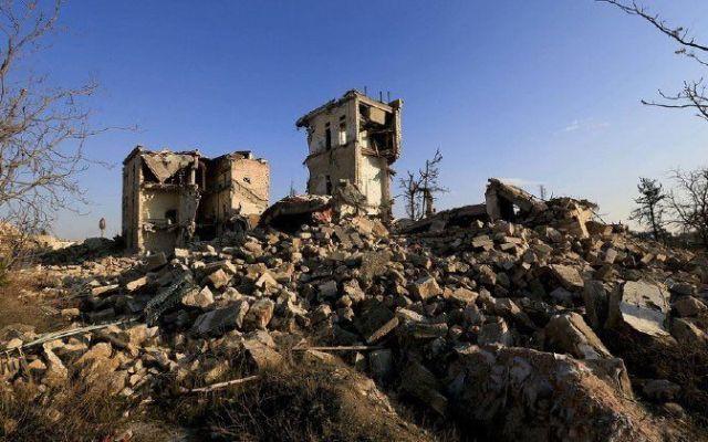 Estados Unidos ataca por error a aliados en Siria - Foto de Internet
