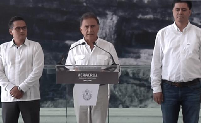 'La historia no concluirá con la detención de Duarte': Yunes Linares - Captura de pantalla