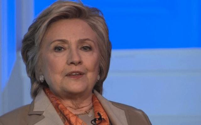 Clinton culpa al FBI y a la misoginia por su derrota - Hillary Clinton. Foto de archivo
