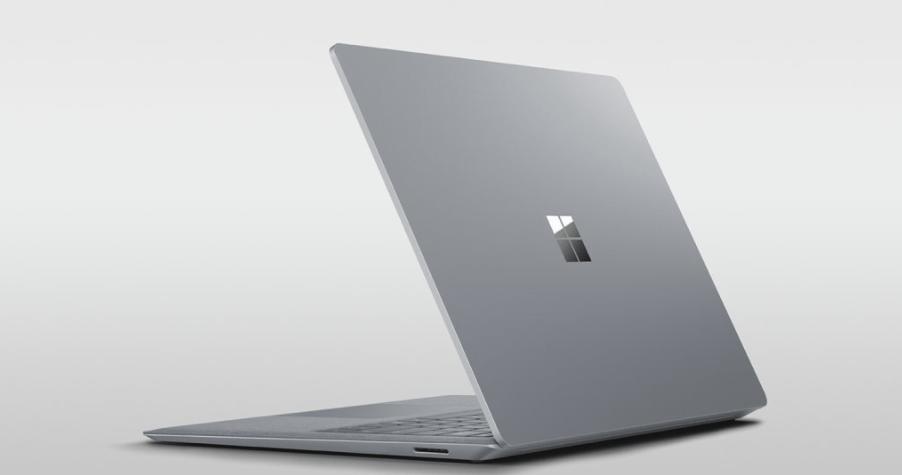 Microsoft presenta su nueva laptop