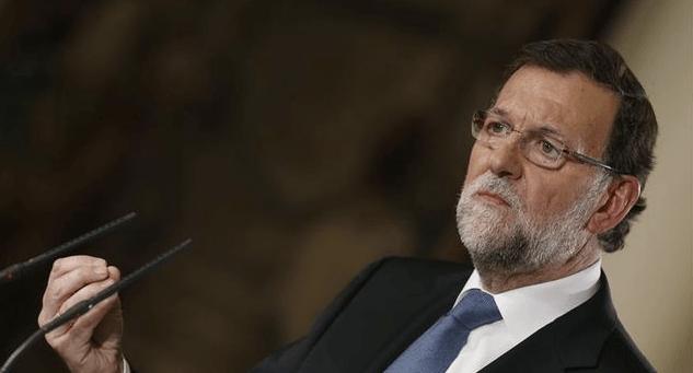 Rajoy votó en contra de su propio presupuesto por error - Mariano Rajoy. Foto de El País