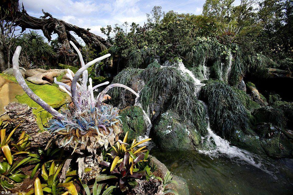 #Video Mundo de Avatar, la nueva atracción de Disney World - Foto de Walt Disney World