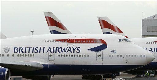 Continúan cancelaciones de British Airways por falla en sistema - Foto de AP