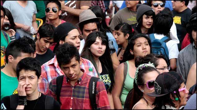 Hasta 60 por ciento de jóvenes en América Latina vive en la informalidad