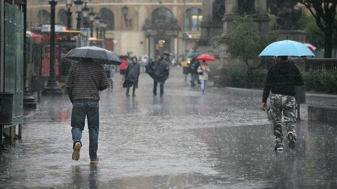 Pronostican lluvias en algunos estados del país - Foto del SMN
