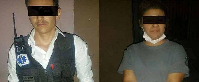 Paramédicos intentan robar cartera a ejecutado - Foto de internet.