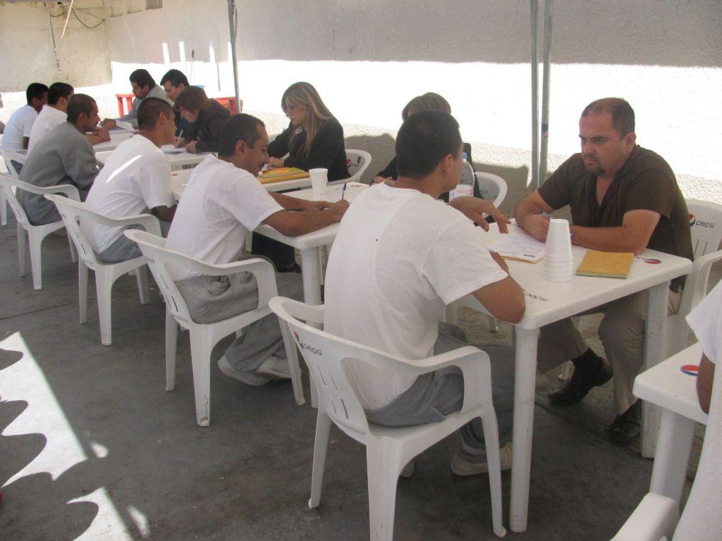 Termina huelga de hambre en penal El Hongo, en Baja California - Foto de Internet