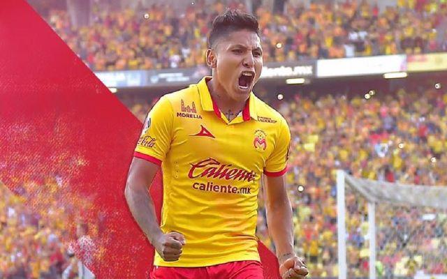 Cuánto valió el gol de Raúl Ruidíaz que salvó al Morelia - Foto de Internet