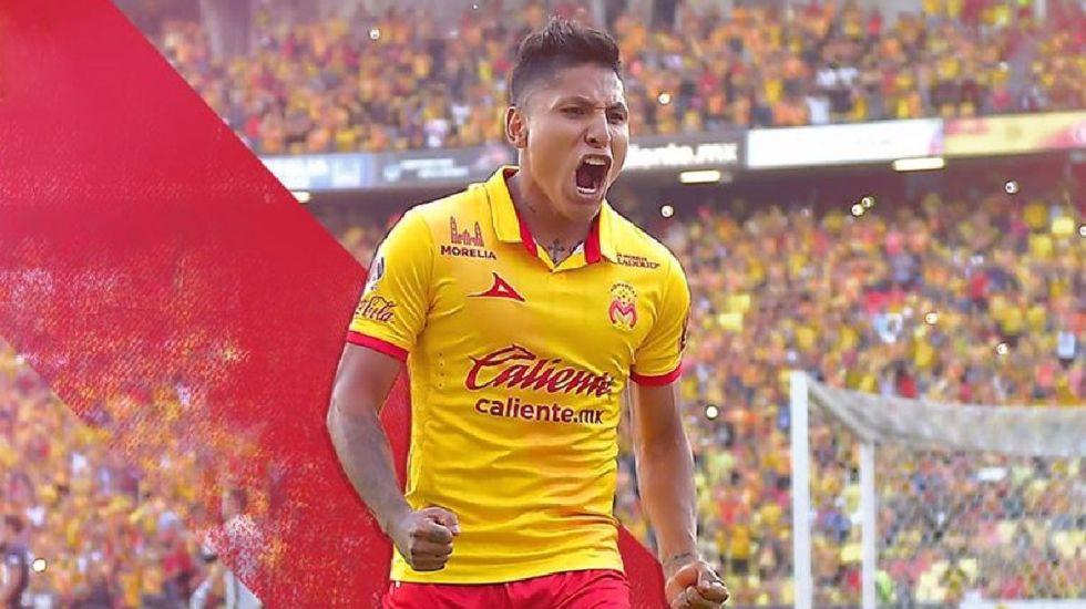 Raúl Ruidíaz pasa de Monarcas a la MLS - Foto de Internet