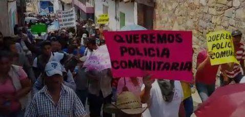 Surge grupo de autodefensas en Guerrero - Foto de Milenio