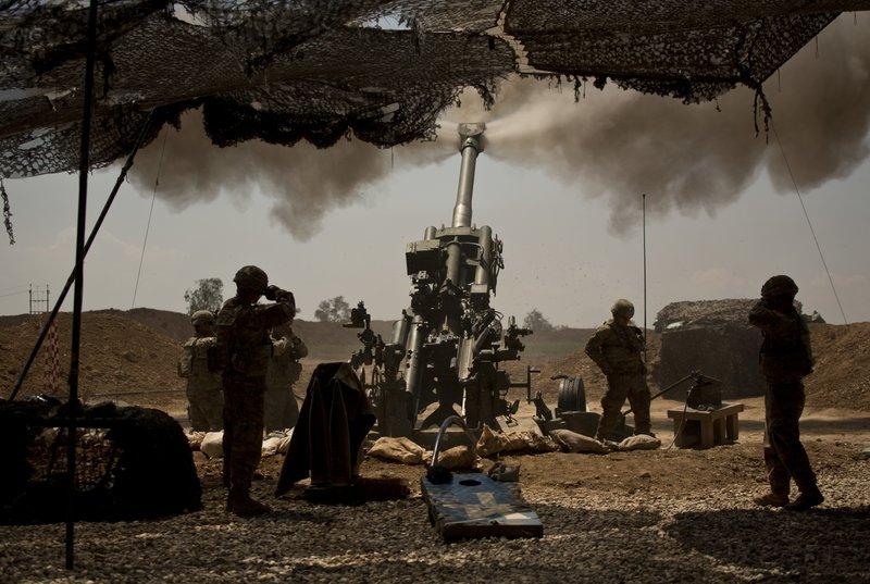 EE.UU. dejaría tropas en Mosul tras lucha contra Estado Islámico - Foto de AP