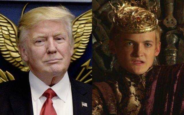 Creador de Game of Thrones critica a Donald Trump - Foto de NME