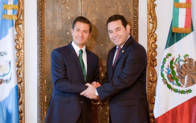 'Daremos un nuevo impulso a la integración de nuestra región': EPN
