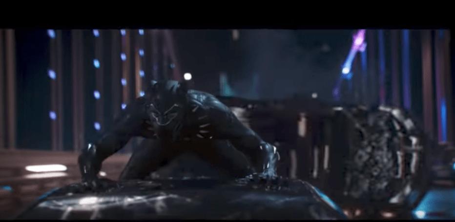 Lanzan primer teaser de Black Panther