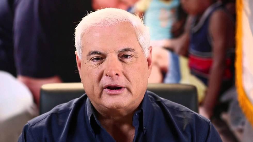 Detienen al expresidente panameño Ricardo Martinelli - Foto de internet.