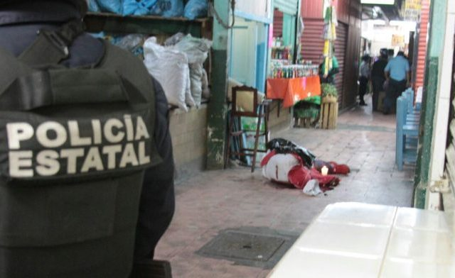 Asesinan a comerciante en mercado de Veracruz - Foto de Patricia Libonatti/Quadratín Veracruz