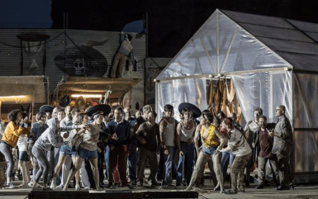 Gobierno de México protesta por versión de 'Carmen' estrenada en Roma