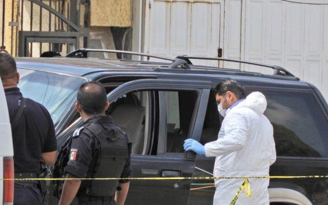 Matan a quemarropa a conductor en Puebla - Foto de Twitter