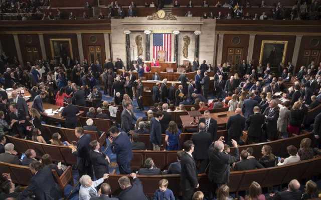 Congresistas demócratas demandan a Trump por aceptar pagos del extranjero - Foto de AP/J. Scott Applewhite