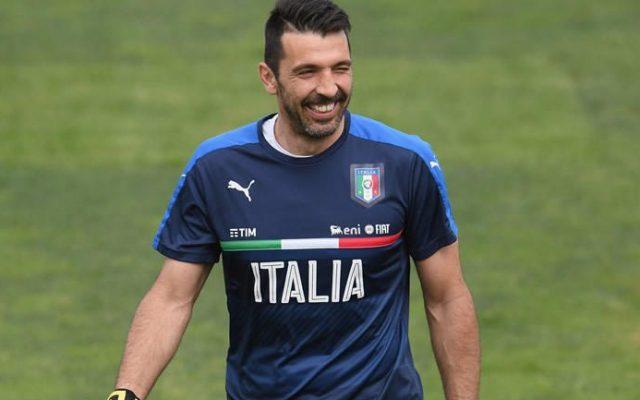 Buffon se retiraría después del Mundial de 2018