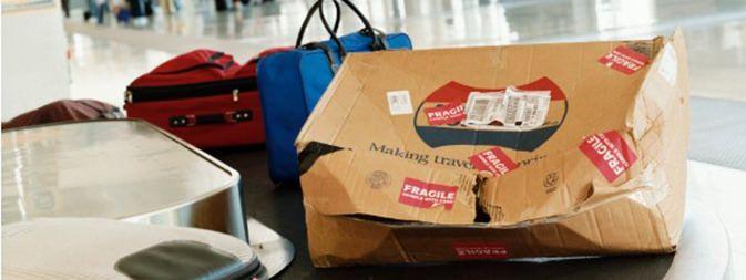 #Video Así maltratan el equipaje en algunos aeropuertos