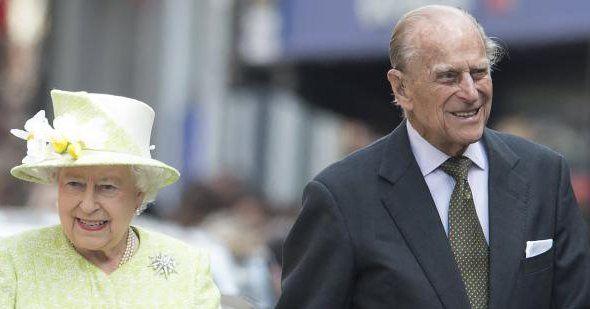 Hospitalizan al duque de Edimburgo - Foto de internet