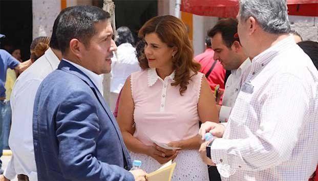 #Video Esposa del gobernador de Zacatecas llama sicarios a estudiantes menores de edad