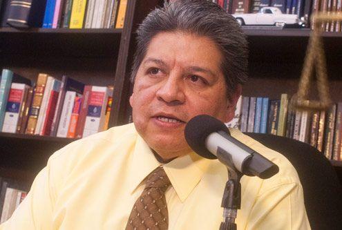 Suspenden a Felipe Consuelo, juez del caso Mexicana - Foto de Internet