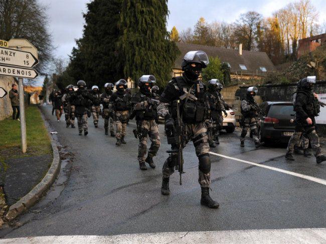 Francia moviliza sus fuerzas de seguridad tras el atentado en Londres - Foto de Internet