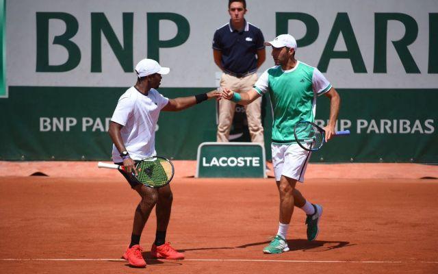 Santiago González avanza a la final de Roland Garros - Foto de @rolandgarros