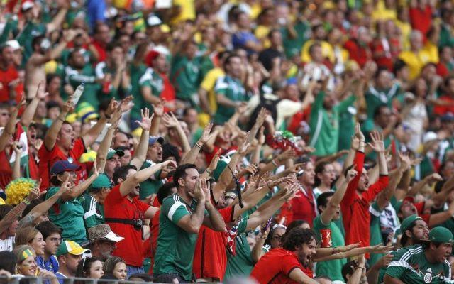 FIFA vuelve a advertir a FMF sobre polémico grito - Foto de Archivo