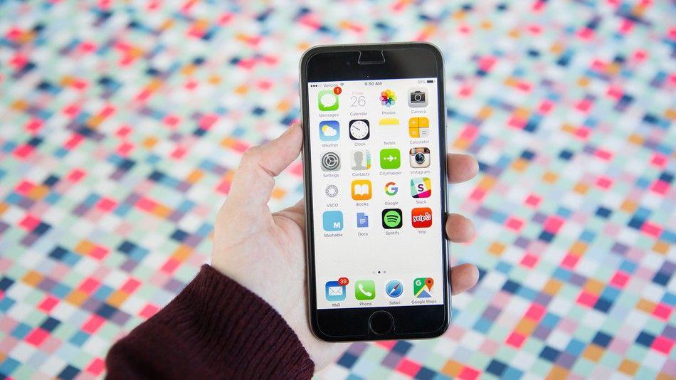 Actualización del sistema operativo de Apple deja afuera al iPhone 5 - Foto de Mashable