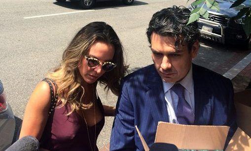 Kate del Castillo denuncia violación de derechos humanos - Foto de AP