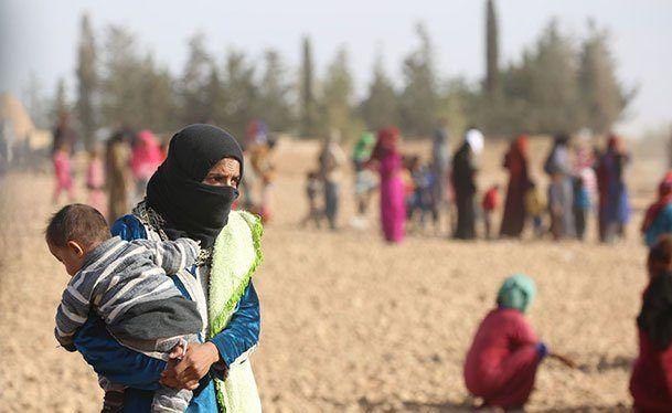 Más de 40 mil niños en línea de fuego en ciudad de Siria: Unicef - Foto de ONU