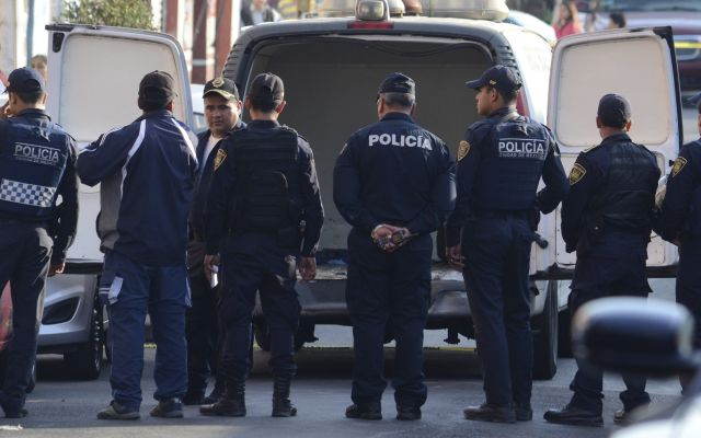 Mando de la policía capitalina acusado de violar a subalterna - Foto de Internet